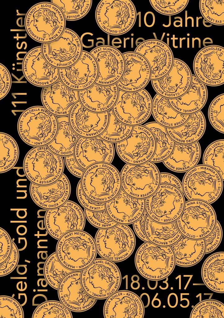 Geld, Gold und Diamanten