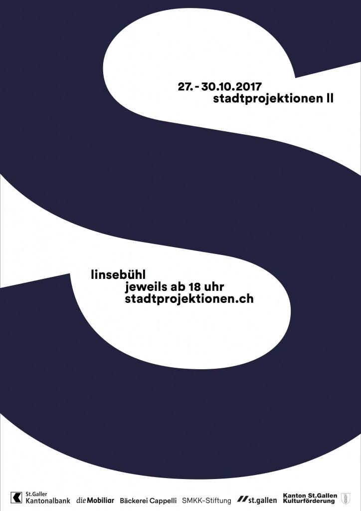 stadtprojektionen ll_Plakat